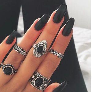 Jewelry - Mystic Midi Rings Set